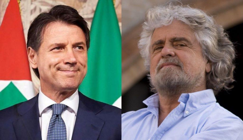 Grillo-Conte-scontro-Movimento-Cinque-Stelle